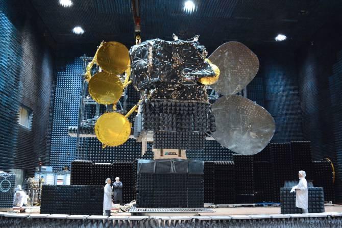El satélite que ya esta en órbita le brindará beneficios para su empresa y sus comunicaciones corporativas