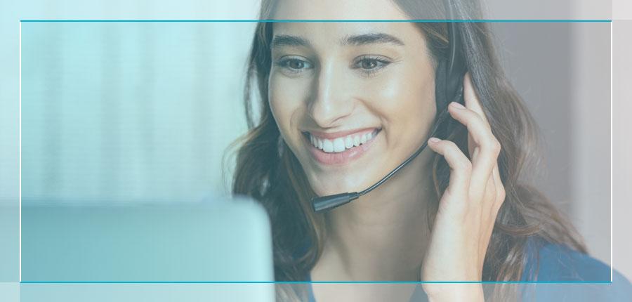 Mensajes de texto para call center
